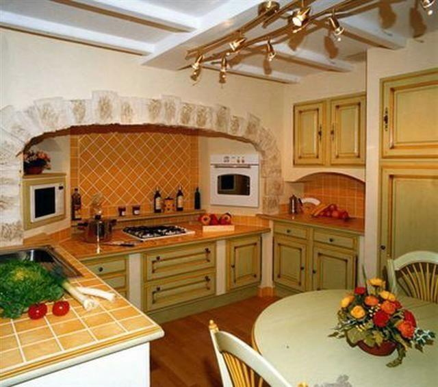 Plan de travail pour cuisine provencale - pearlfection.fr