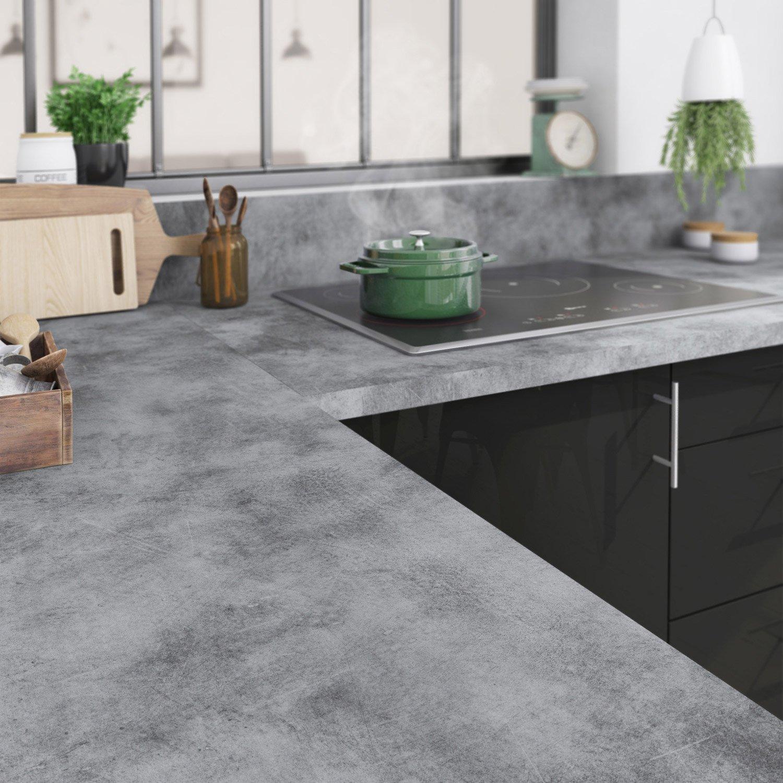 Plan De Travail Noir Ikea Pearlfection Fr