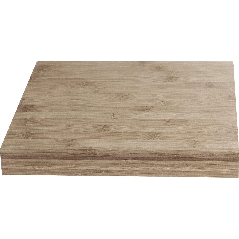 Table Bois Brut Leroy Merlin