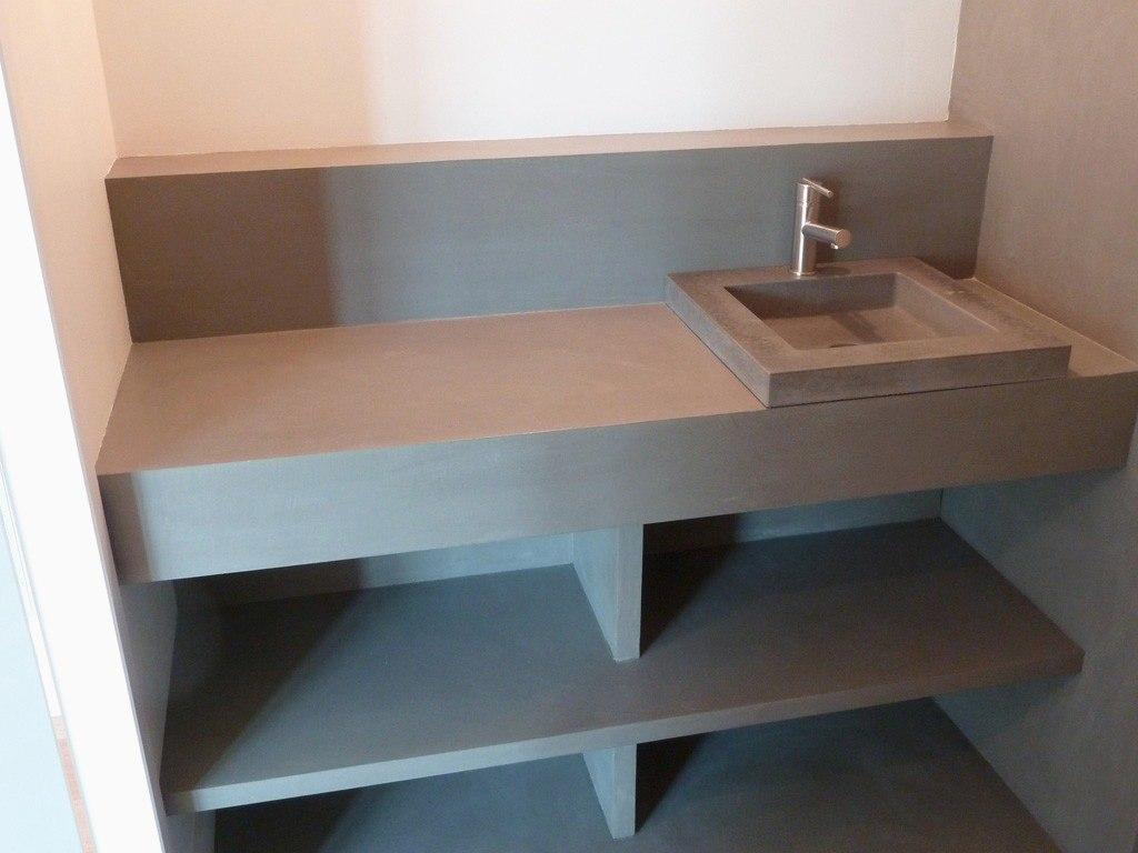 plan de travail en beton cire avis - pearlfection.fr