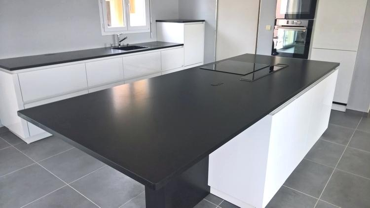 Avis plan de travail granit noir zimbabwe - pearlfection.fr