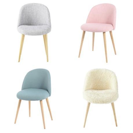 Maison du monde chaise scandinave   pearlfection.fr
