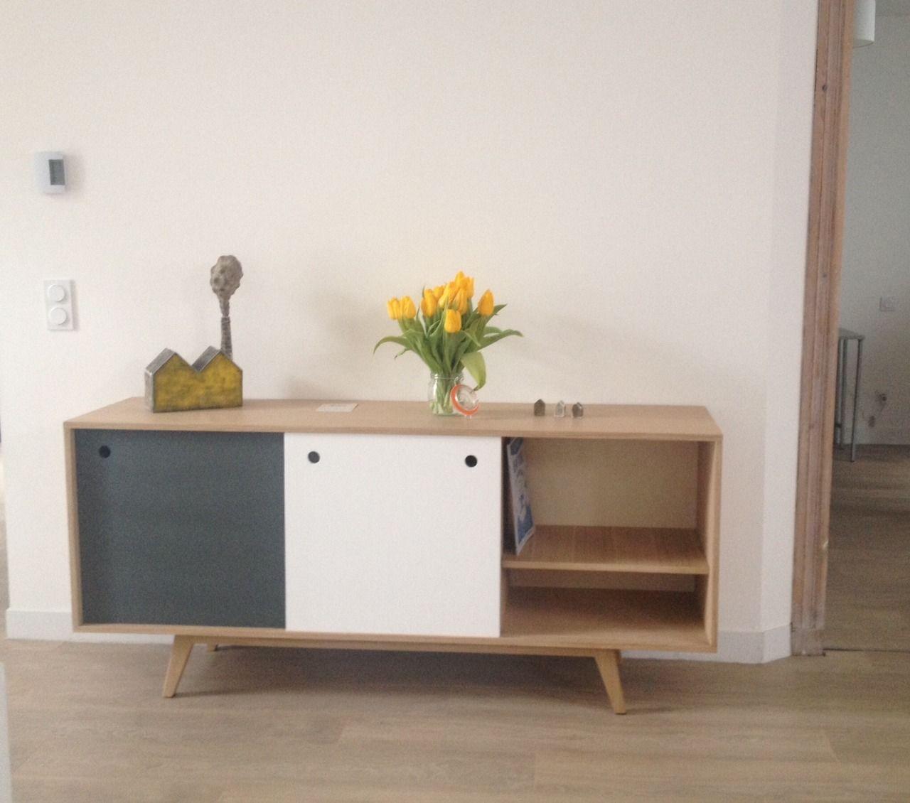 Relooker un meuble scandinave