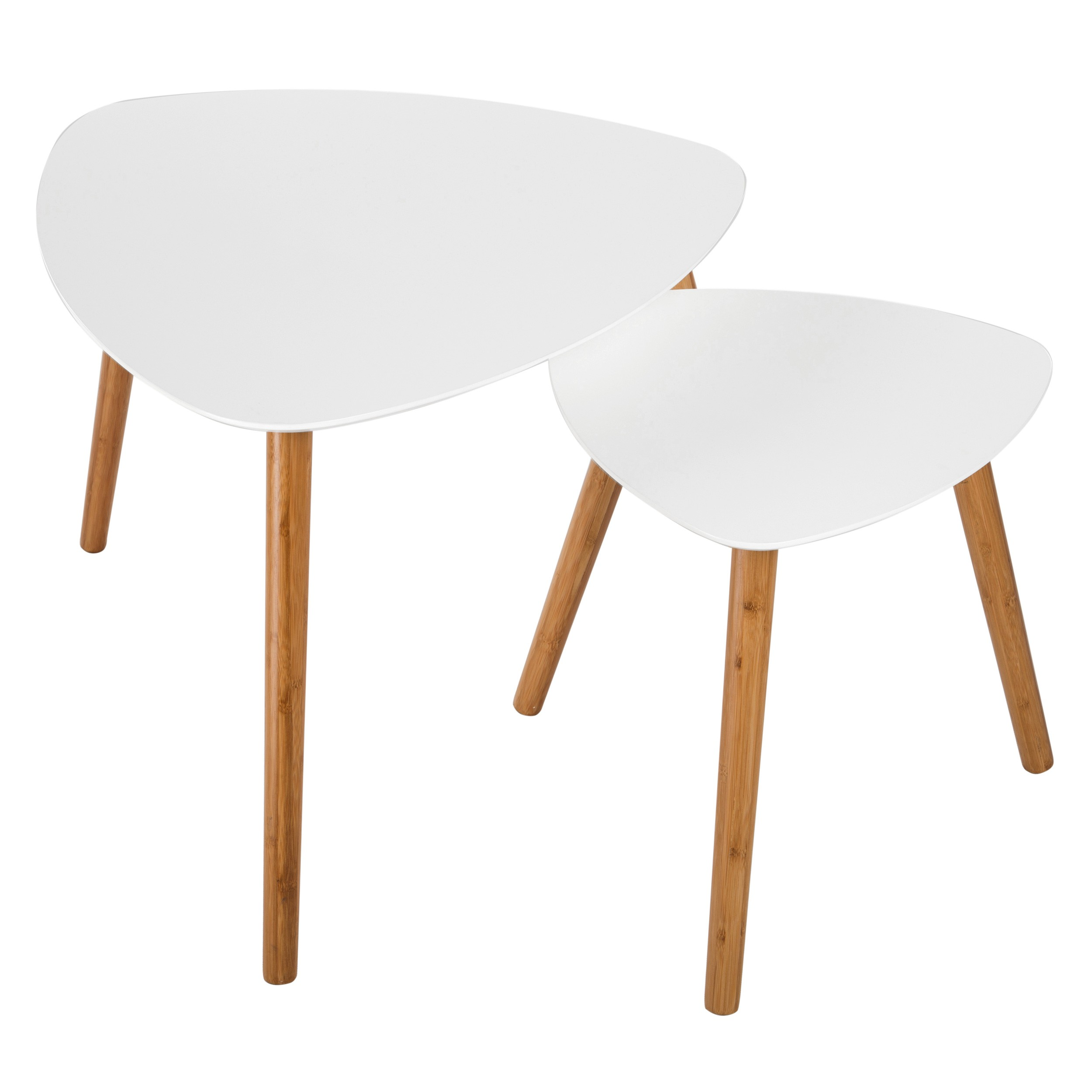 Table Basse Duo Scandinave Pearlfection Fr