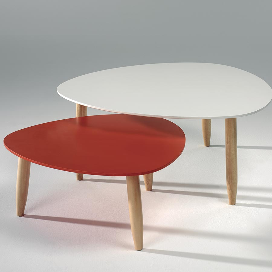 Table basse scandinave tunisie - pearlfection.fr