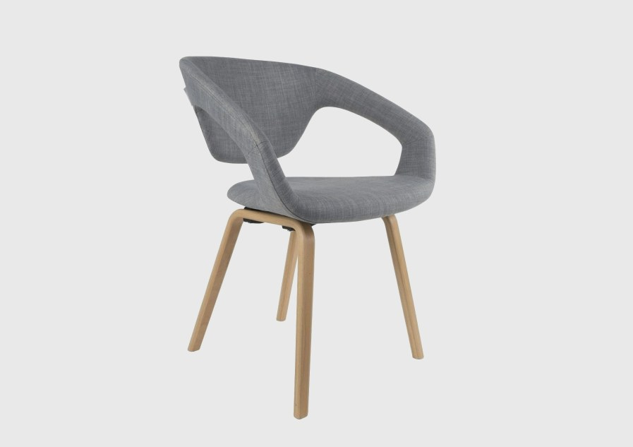 chaise bureau scandinave - pearlfection.fr