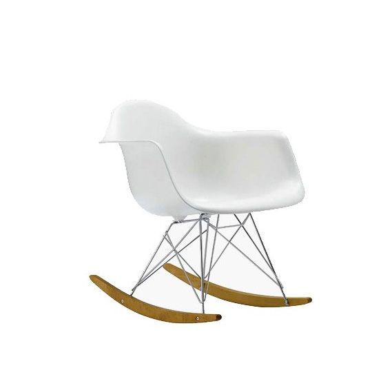 Chaise A Bascule Style Scandinave Pearlfectionfr