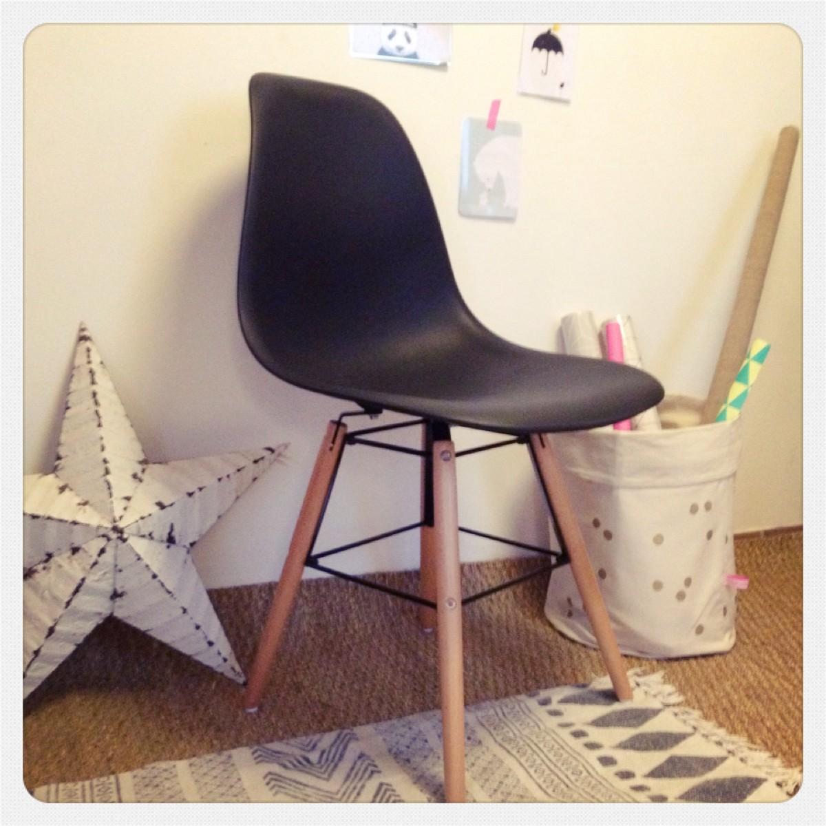 Chaise Bureau Scandinave Gifi Pearlfection Fr