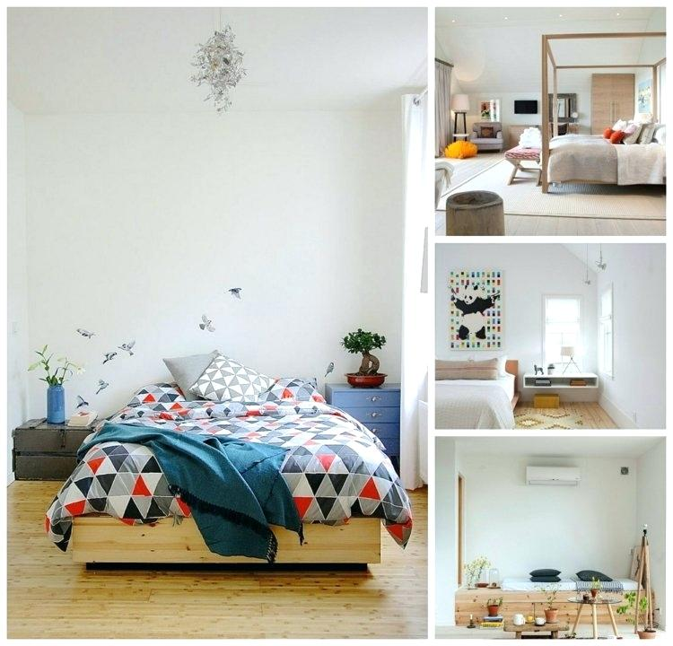 Deco Chambre Adulte Style Scandinave Pearlfection Fr