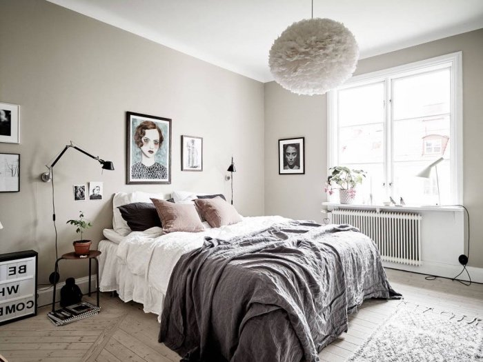 Deco Murale Chambre Scandinave Pearlfectionfr