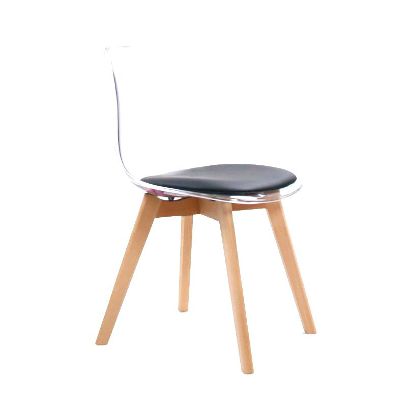 Galette Ronde Chaise Scandinave