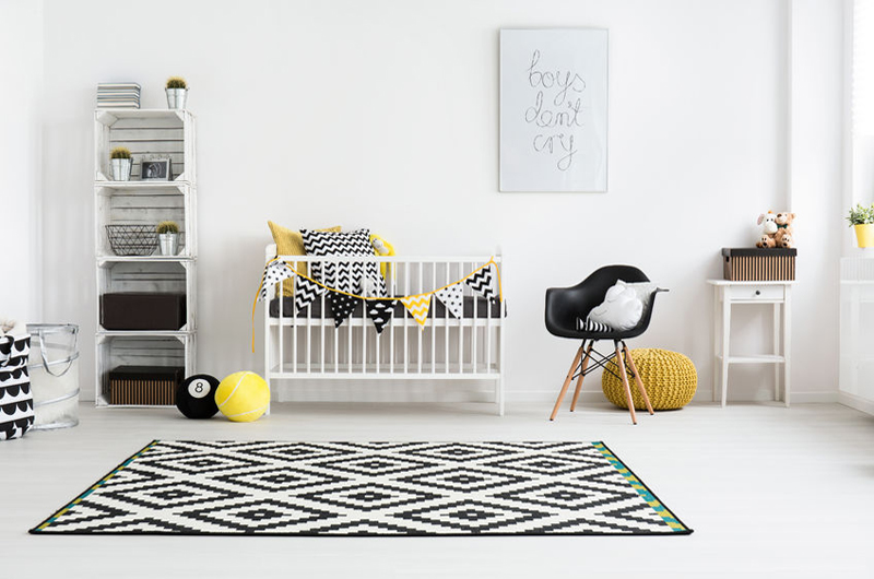 Deco scandinave chambre bebe - pearlfection.fr
