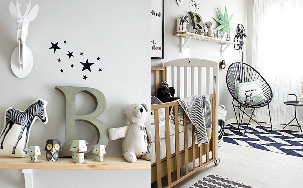 Chambre Enfant Deco Scandinave Pearlfectionfr
