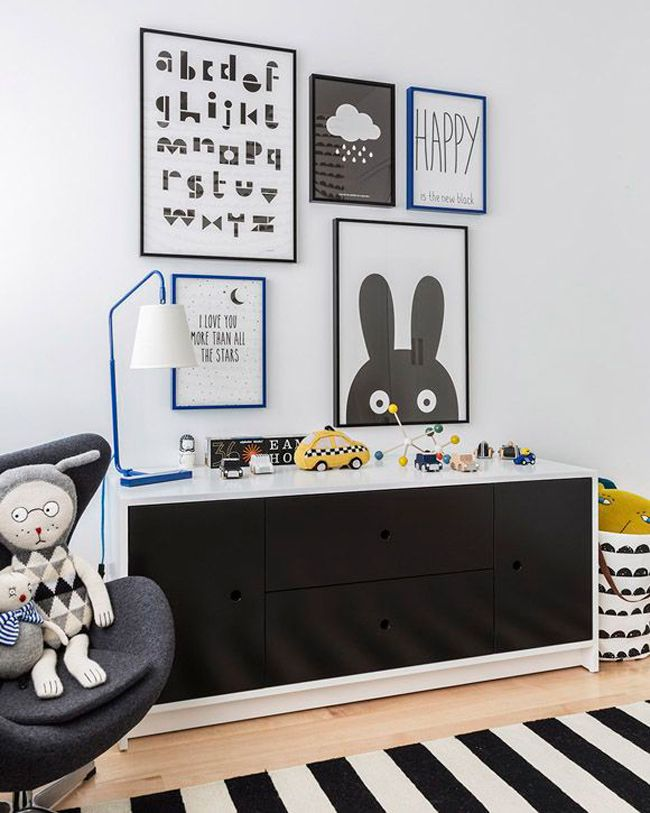 Deco chambre fille style scandinave - pearlfection.fr