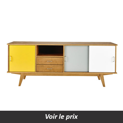 Meuble Scandinave Maison Du Monde Pearlfection Fr