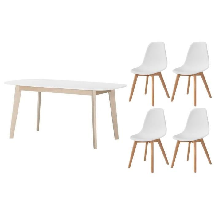 4 Table Table 4 Personnes Personnes Scandinave Scandinave xBodCreW