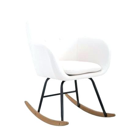 Cocktail Scandinave Chaise A Bascule Pearlfection Fr