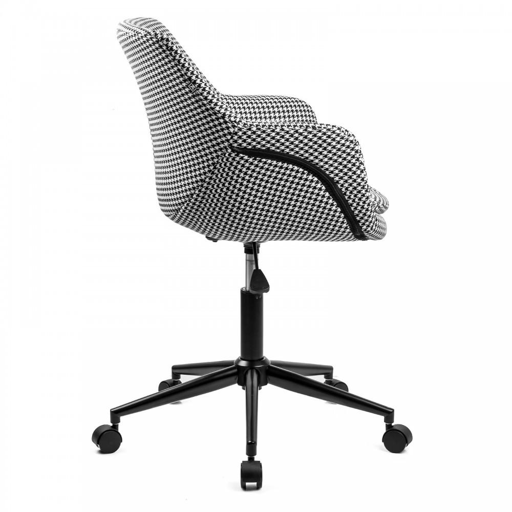 chaise de bureau à roulttes scandinaves