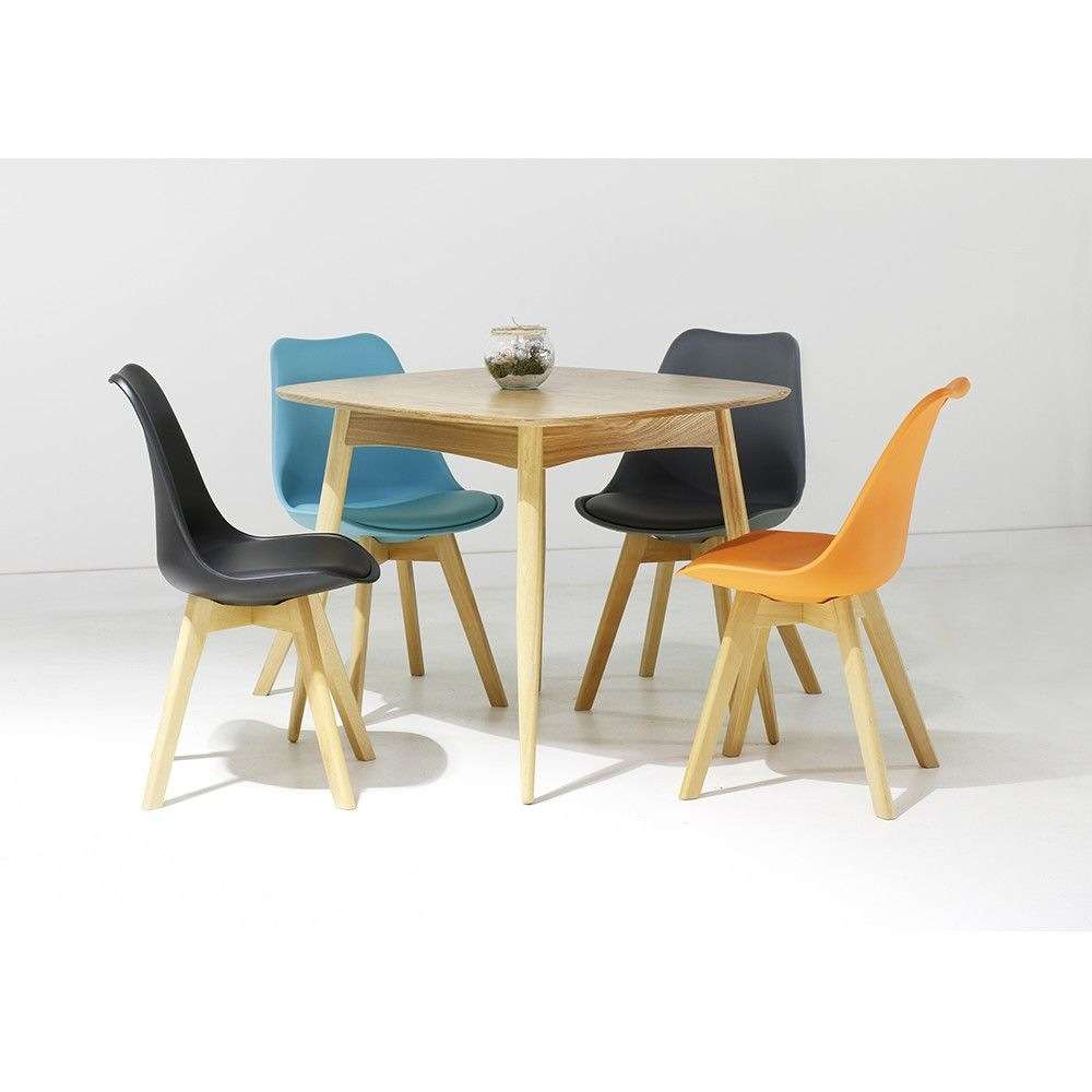 Table Et Chaise Scandinave Groupon
