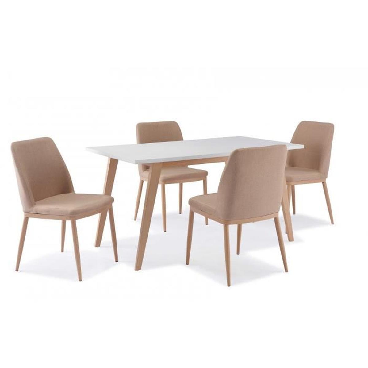 Et Chaise Et Chaise Table Scandinave Table Cuisine c54S3ARLjq