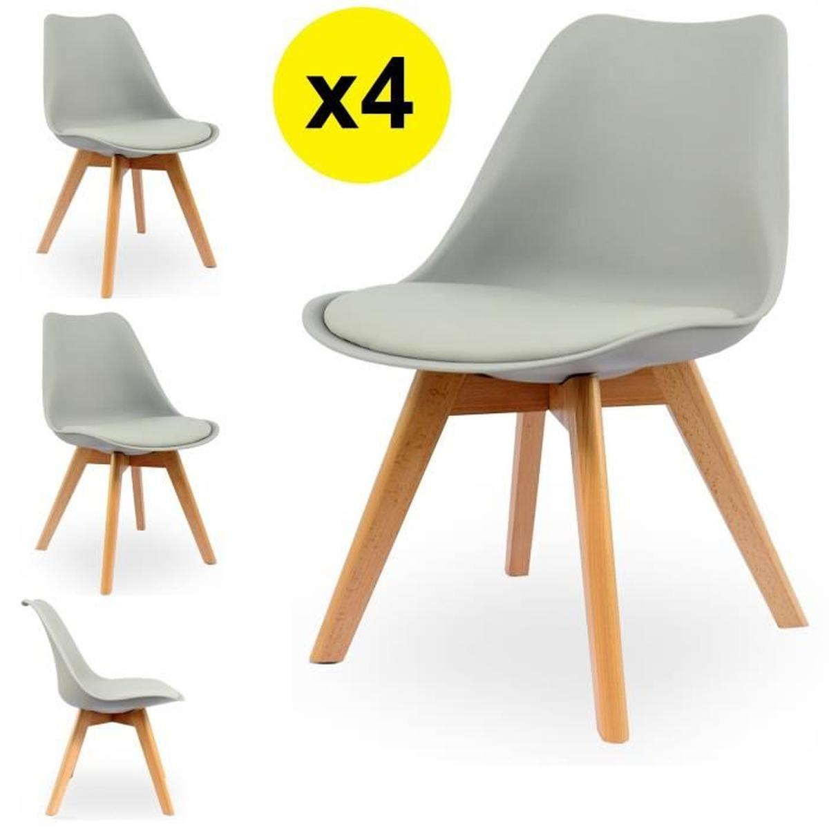 Chaise scandinave avis