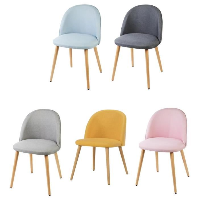 Chaise Scandinave Pour Salle A Manger Pearlfection Fr