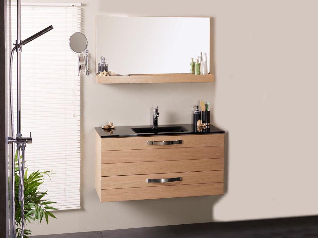 Meuble de salle de bain scandinave pas cher - pearlfection.fr
