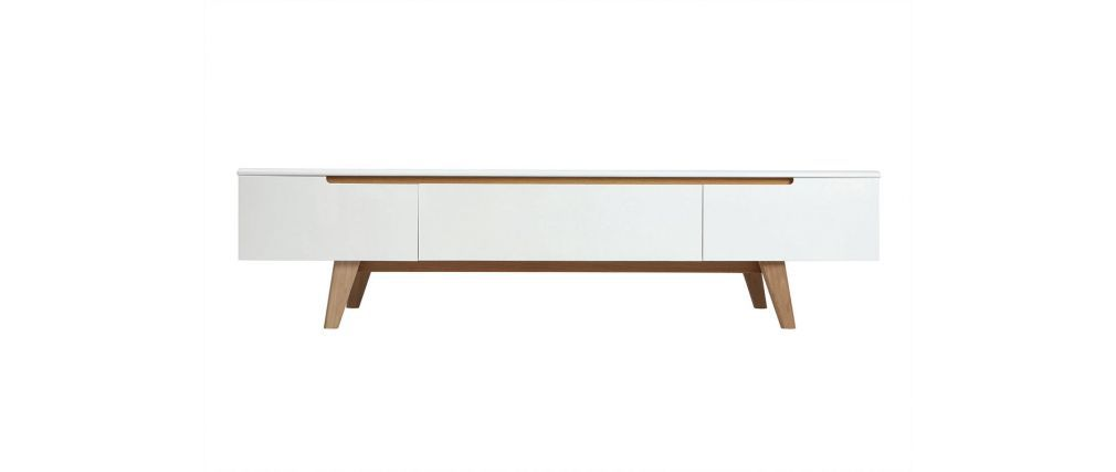 Meuble tv scandinave maison du monde - pearlfection.fr