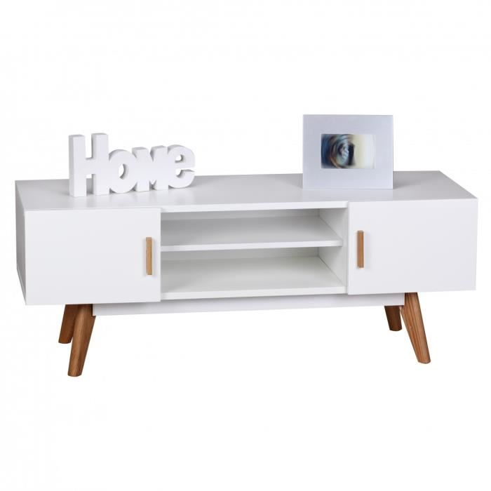 Cdiscount Meuble Tv Scandinave Pearlfectionfr