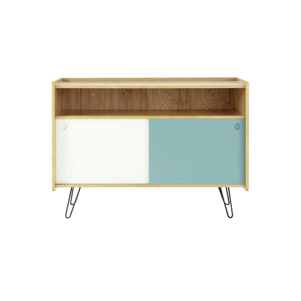 Maison du monde meuble tv scandinave   pearlfection.fr