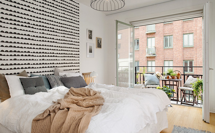Deco scandinave chambre - pearlfection.fr