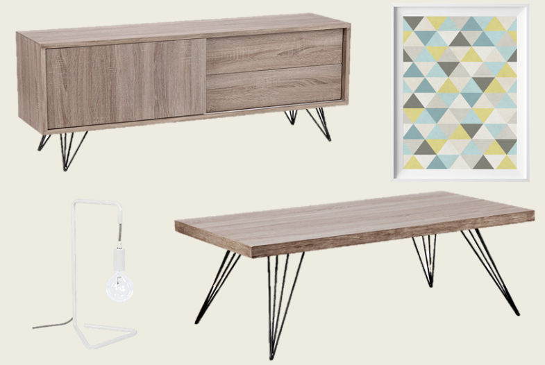 Meuble Scandinave Design Pas Cher Pearlfectionfr