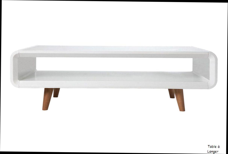 Amazon Table Basse Scandinave
