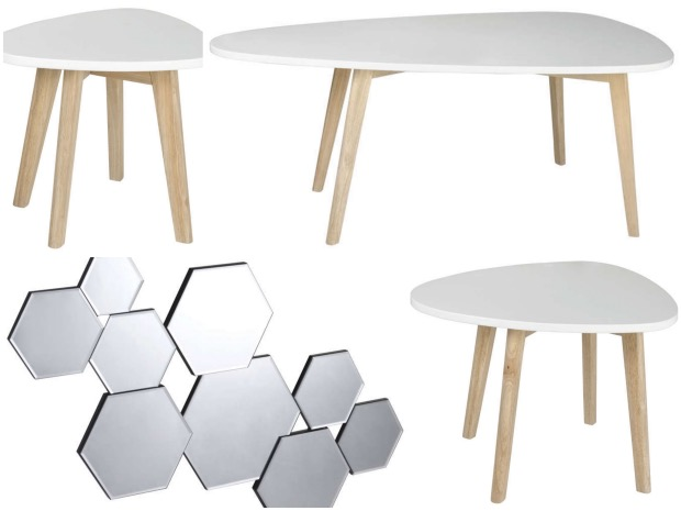 Table Style Scandinave Conforama Pearlfection Fr