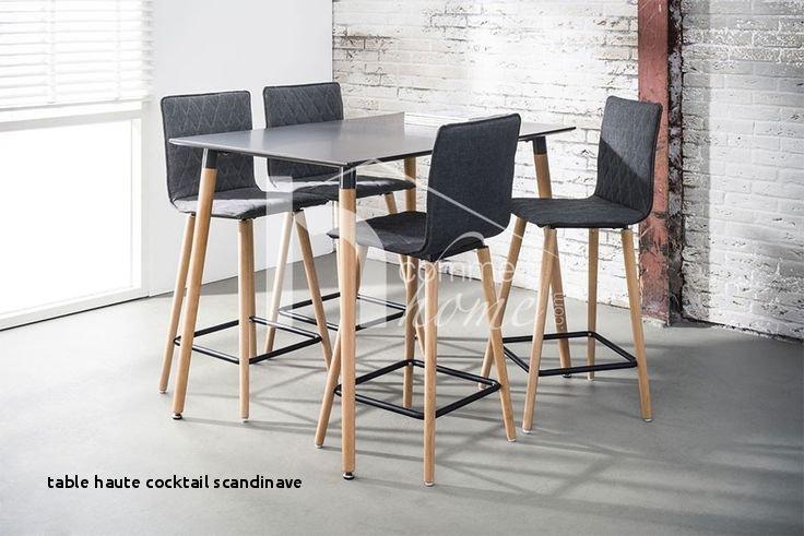 Table Bar Scandinave Pearlfection Fr