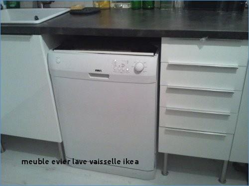 pas cher pour réduction 60c32 d7483 Meuble sous evier ikea avec lave vaisselle encastrable ...