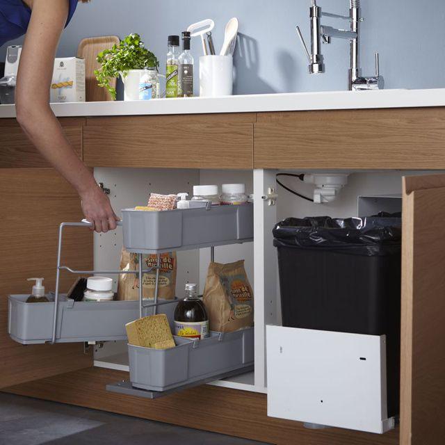 Rangement Sous Evier Cuisine Ikea
