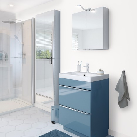 brico depot salle de bain meuble femandm. Black Bedroom Furniture Sets. Home Design Ideas