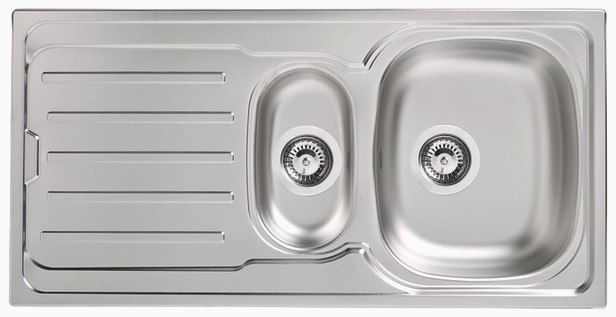 Bricodepot Evier Inox 1 Bac Pearlfection Fr