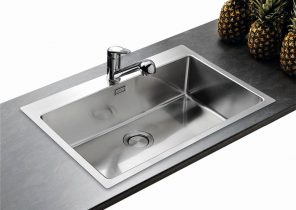 Evier Double Bac Inox Pearlfection Fr