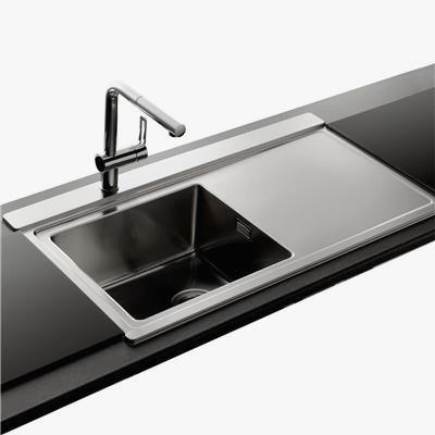 evier de cuisine inox nid dabeille. Black Bedroom Furniture Sets. Home Design Ideas