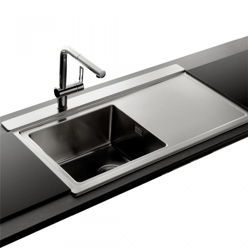 evier inox maronia - pearlfection.fr