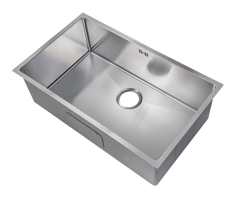 Remarquable Evier inox 1 bac profond - pearlfection.fr GV-06