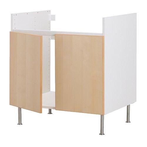ikea meuble sous evier femandm. Black Bedroom Furniture Sets. Home Design Ideas
